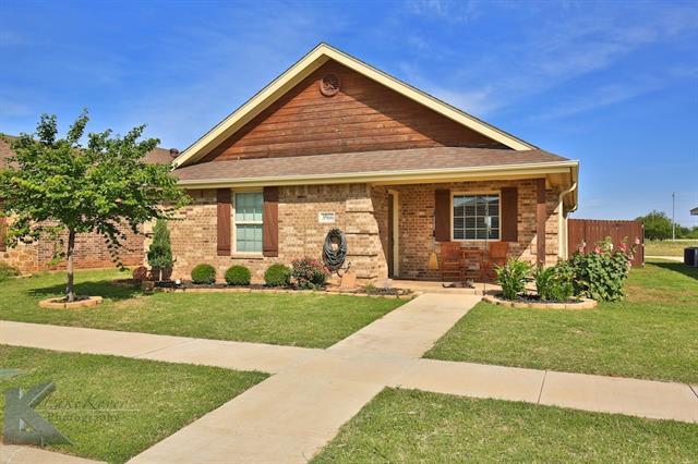3566 Firedog Road, Abilene, TX 79606