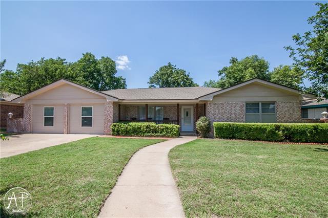 1342 Piedmont Drive, Abilene, TX 79601