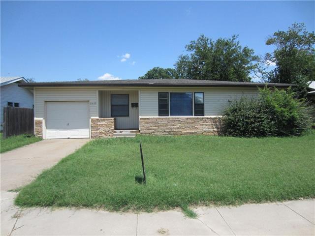 2033 Barrow Street, Abilene, TX 79605