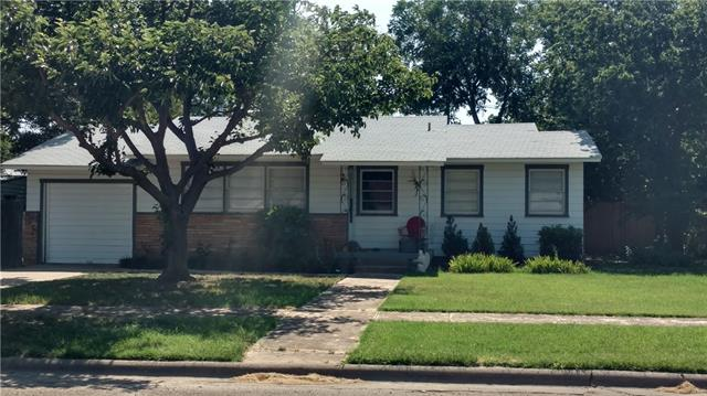 1957 Ballinger St, Abilene, TX 79605
