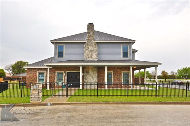 3502 Rhonni Court, Abilene, TX 79602
