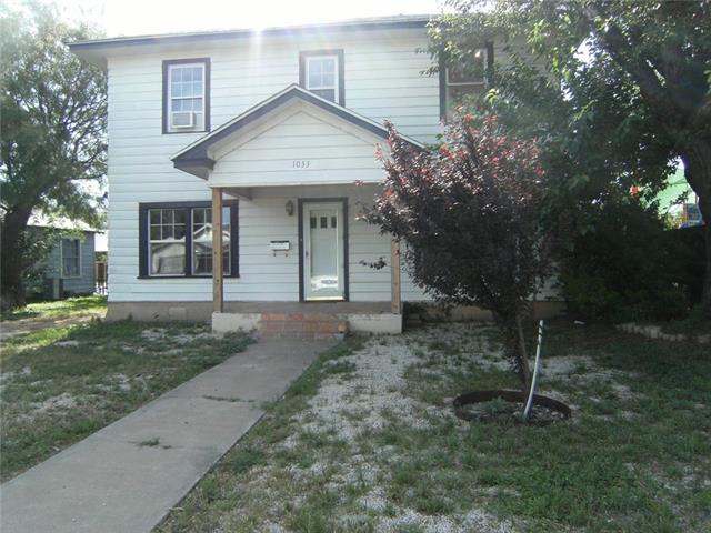 1033 Orange Street, Abilene, TX 79601