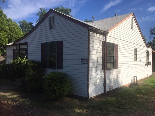 1726 N 10th Street, Abilene, TX 79603