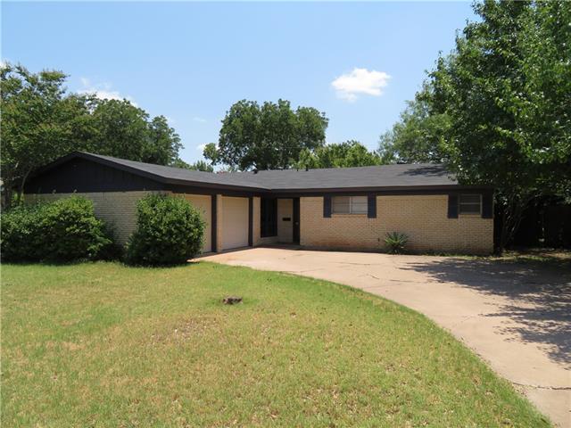2425 Glenwood Drive, Abilene, TX 79605