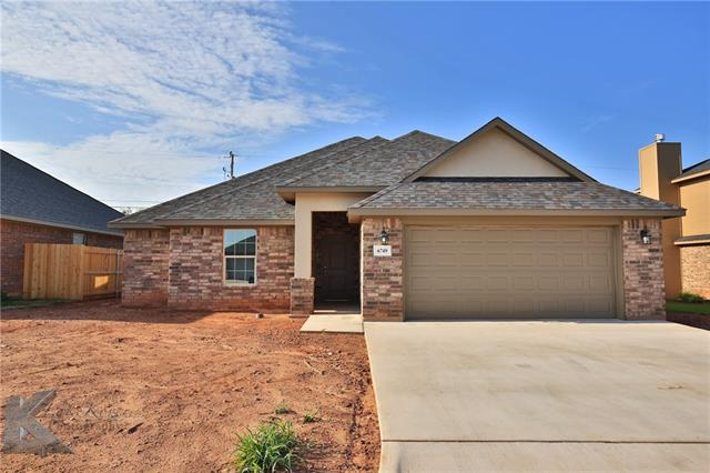 6749 Inverness Street, Abilene, TX 79606