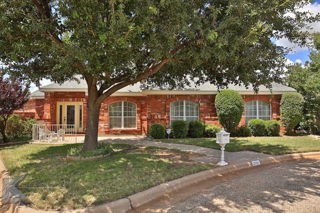 2582 Cloverleaf Lane, Abilene, TX 79601