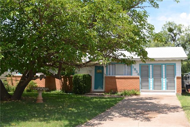 1934 Bel Air Drive, Abilene, TX 79603