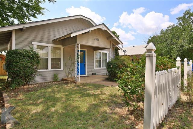 2026 Merchant Street, Abilene, TX 79603