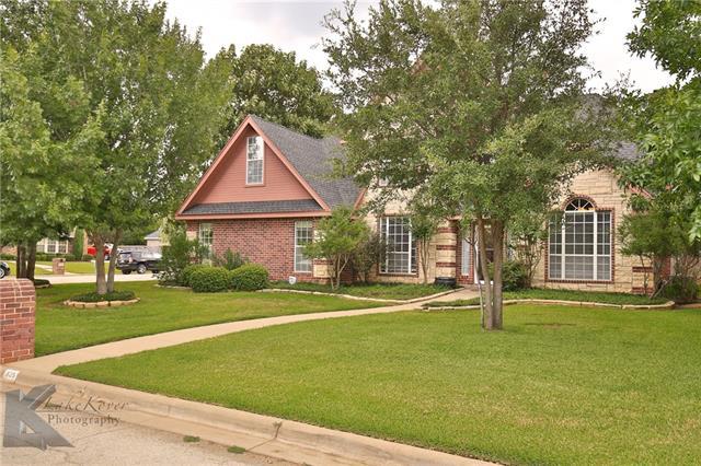 825 Waters Edge Drive, Abilene, TX 79602
