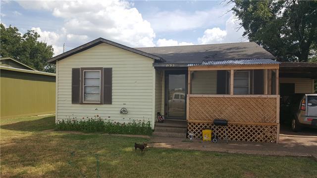 2133 Jameson Street, Abilene, TX 79603