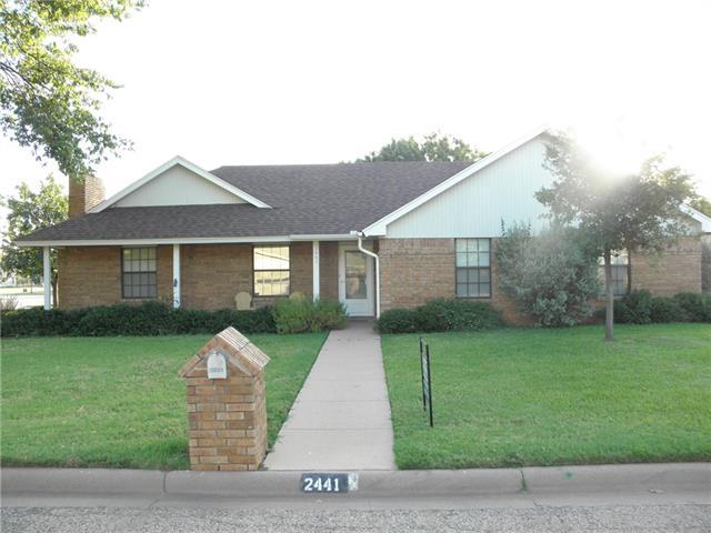 2441 Rountree Drive, Abilene, TX 79601