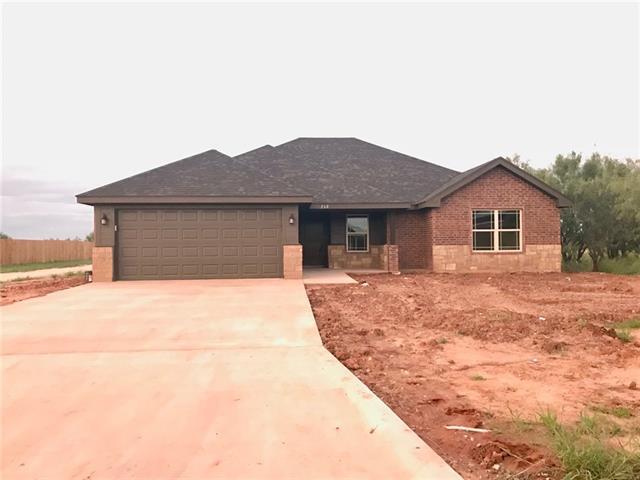 260 Hog Eye Road, Abilene, TX 79602