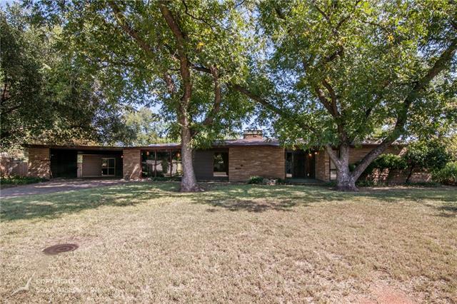3833 Whittier Street, Abilene, TX 79605
