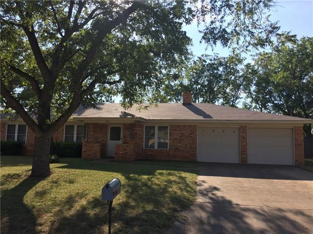 1834 Richland Drive, Abilene, TX 79603