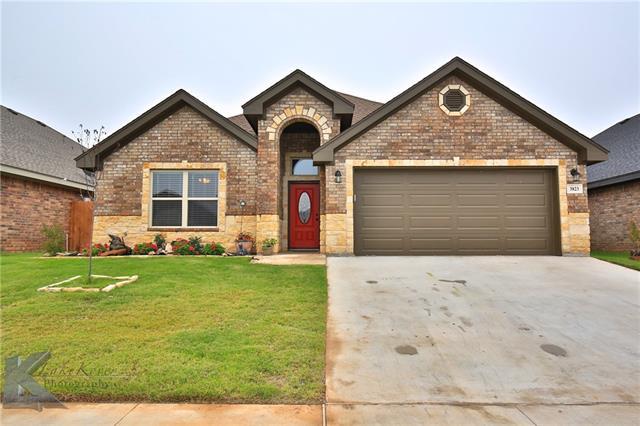 3823 Bettes Lane, Abilene, TX 79606