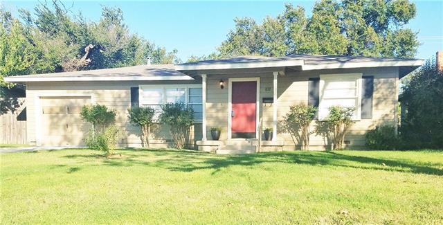 833 S Bowie Drive, Abilene, TX 79605