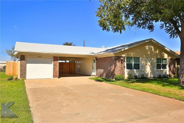 4426 Don Juan Street, Abilene, TX 79605