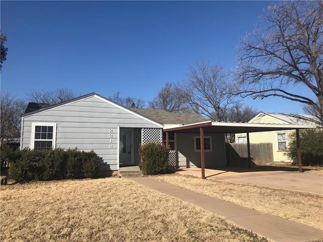 2218 Meander Street, Abilene, TX 79602