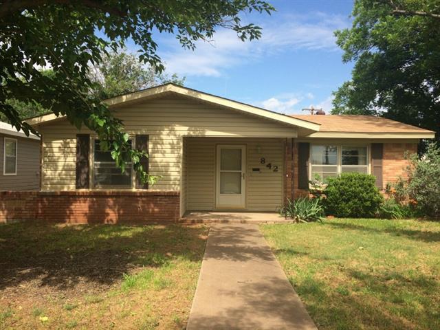 842 Westview Drive, Abilene, TX 79603