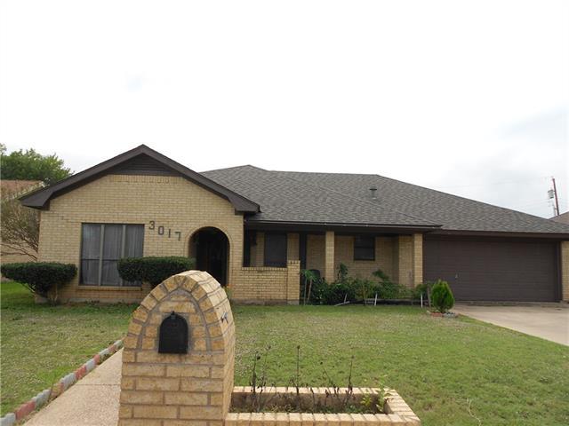 3017 Stonecrest Drive, Abilene, TX 79606