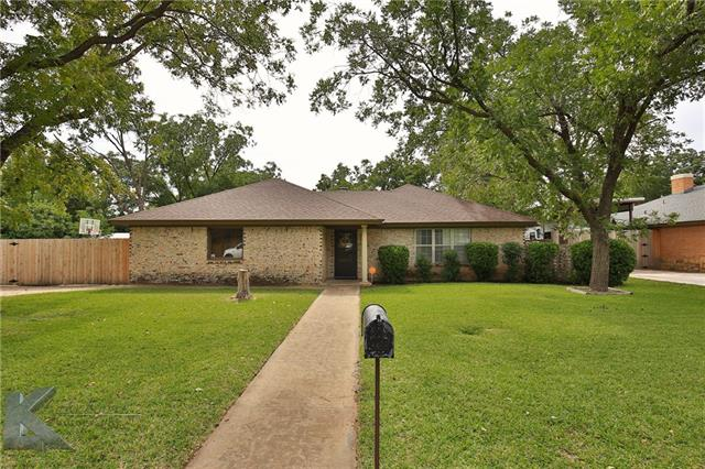 25 Cobblestone Lane, Abilene, TX 79606