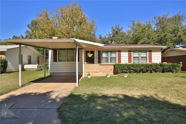 3624 N 9th Street, Abilene, TX 79603