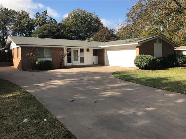 2502 Sylvan Drive, Abilene, TX 79605