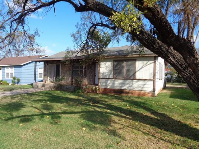 1009 S Bowie Drive, Abilene, TX 79605