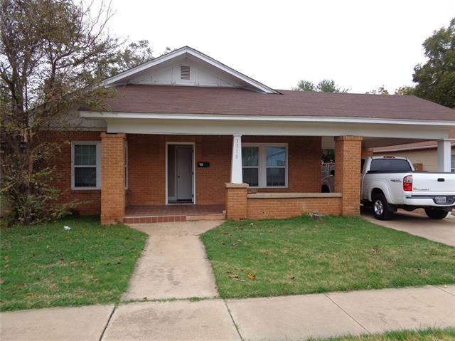 3318 S 7th Street S, Abilene, TX 79605
