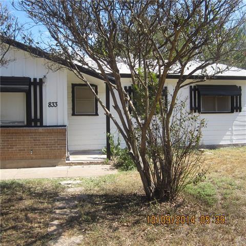 833 Sunset, Abilene, TX 79605