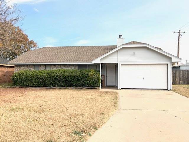 3965 Georgetown Drive, Abilene, TX 79602