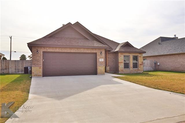 2341 Homestead Place, Abilene, TX 79601