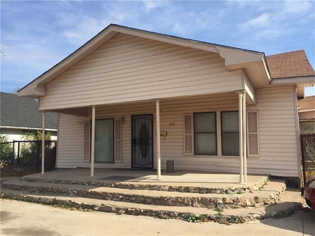 849 Grape Street, Abilene, TX 79601