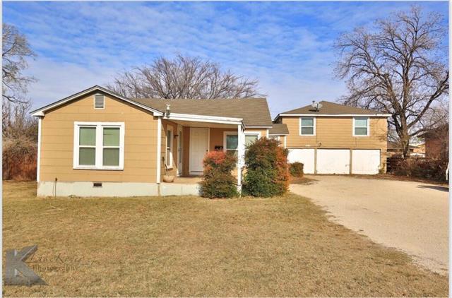 2418 S 21st, Abilene, TX 79605