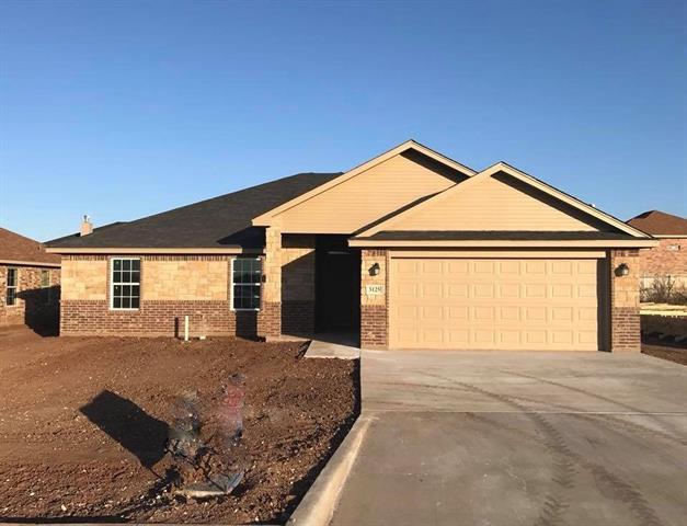 3125 Oakley Street, Abilene, TX 79606