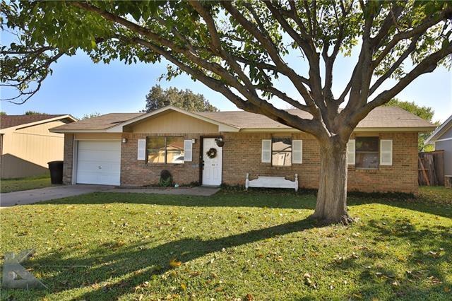 3649 Scranton Lane, Abilene, TX 79602