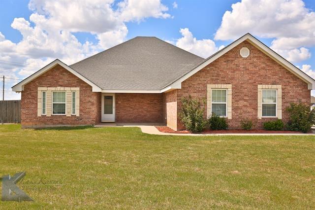 266 Orange Blossom Drive, Abilene, TX 79602