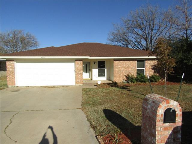 2510 Button Willow Avenue, Abilene, TX 79606