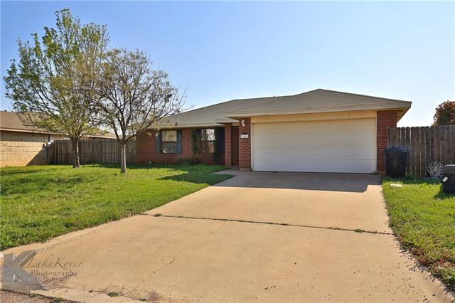 7609 Thompson Parkway, Abilene, TX 79606