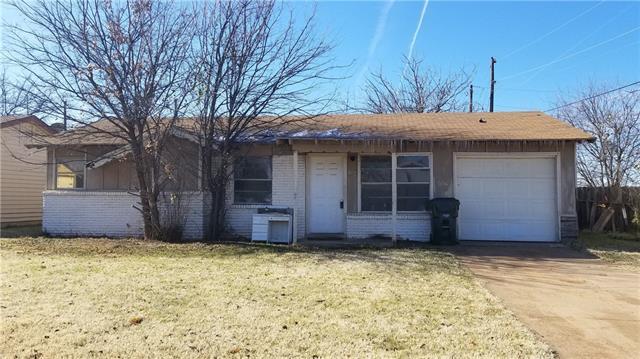 634 N Crockett, Abilene, TX 79603