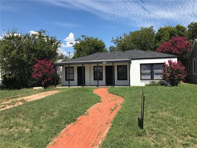 642 En 15th Street, Abilene, TX 79601