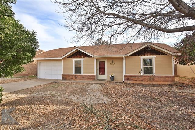 3657 Radcliff Road, Abilene, TX 79602