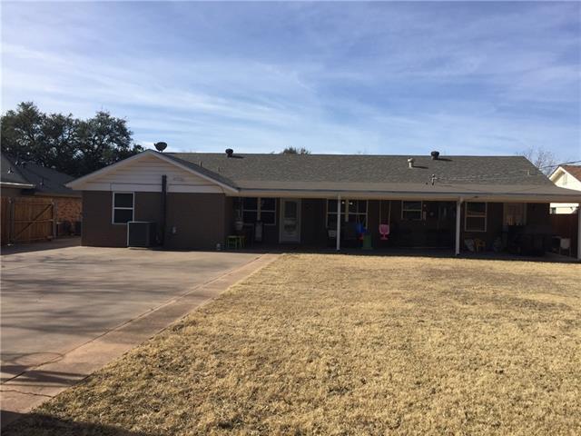 1617 Wishbone Drive, Abilene, TX 79603