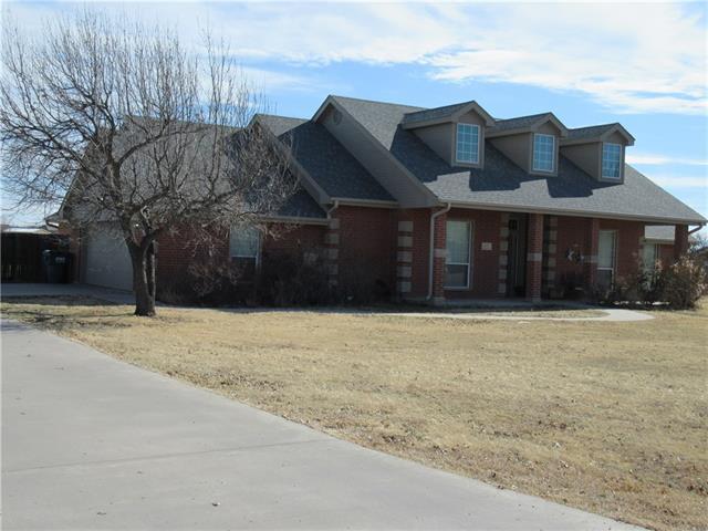 117 Prairie Moon Road, Abilene, TX 79602