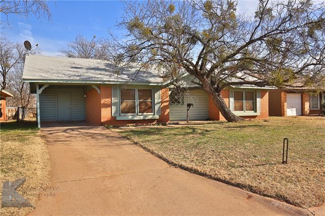 2117 Westview Drive, Abilene, TX 79603