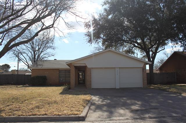 5425 Castle Road, Abilene, TX 79606