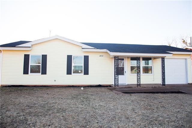 2810 Nonesuch Road, Abilene, TX 79606