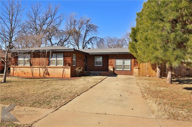 742 Peake Street, Abilene, TX 79603