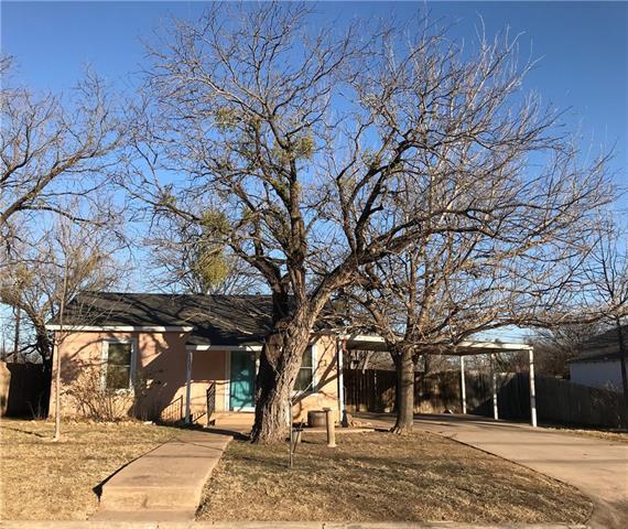 1625 Peach Street, Abilene, TX 79602