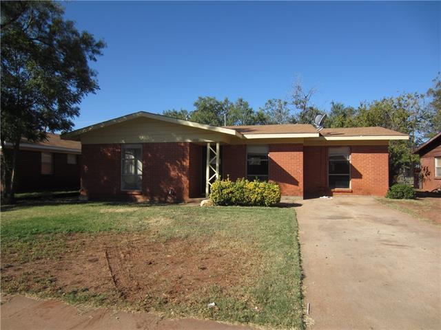 1410 Briarwood Street, Abilene, TX 79603